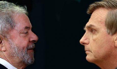 Bolsonaro, Lula e as Eleições no Brasil /18