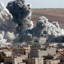 Império(EUA) Bombardeia a Síria