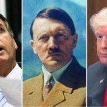 Hitler / Trump / Bolsonaro: Em Nome de Deus ?