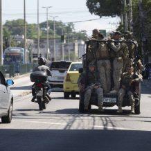 Milícias, Militares, Traficantes, Corruptos