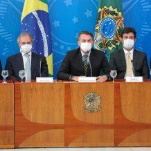 O Império do Capital – das Guerras Híbridas a Bolsonaro e ao Vírus